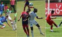 Santa Lucía, Comunicaciones y Guastatoya participarán esta semana en la Liga Concacaf. Fotos Santa Lucía, Cremas y Toros.