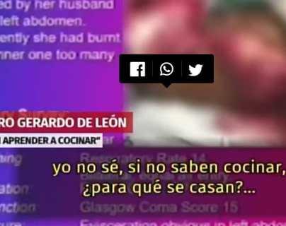"""""""Aprendan a cocinar"""": la polémica que provocó un catedrático mexicano al justificar el ataque a una mujer"""