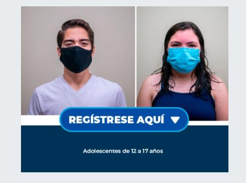 Vacuna covid-19 en Guatemala: Salud habilita registro para menores desde 12 años