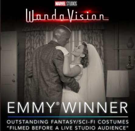 """WandaVision"" es una serie creada por Jac Schaeffer para Disney+. (Foto Prensa Libre: Twitter @disneyplus)."