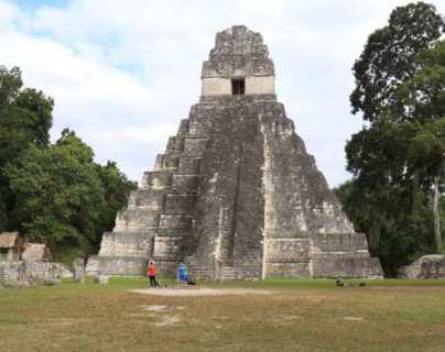 Parque Nacional Tikal habilita de nuevo el servicio Amanecer/Atardecer para disfrutar de los paisajes del sitio