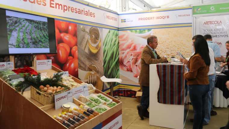 Productos agrícolas, segmentos de muebles para el hogar, mascotas, servicios virtuales son algunos de los nuevos nichos de mercado. (Foto, Prensa Libre: Hemeroteca PL).