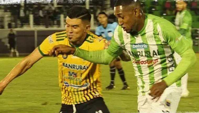 Antigua GFC no pierde desde la primera jornada de la liga y continúa con el pleno de victorias en casa. (Foto Prensa Libre: SoyAntigua Instagram)