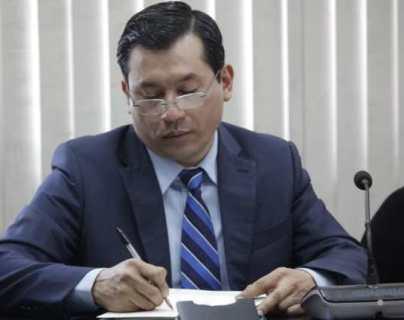 Armando Escribá, durante una audiencia judicial. (Foto: Hemeroteca PL)