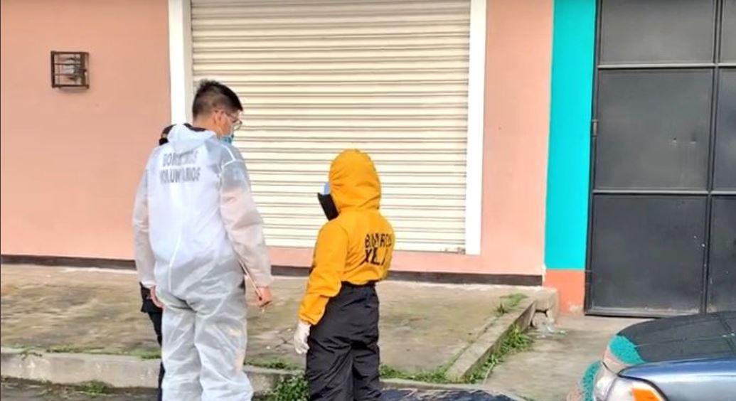 Niño habría estado durante ataque en el que fueron ultimados sus familiares y PGN pide ayuda para localizar a parientes