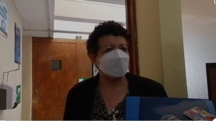 """""""No tengo ningún temor"""": Amelia Flores deja el puesto de ministra de Salud y asegura que fue """"transparente"""""""