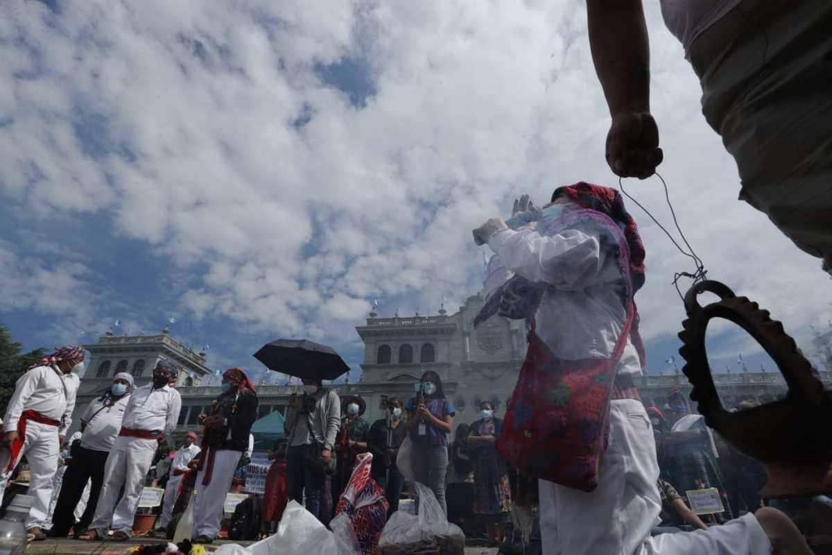 Bicentenario: eventos, manifestaciones e imágenes que marcaron la conmemoración de los 200 años de independencia en Guatemala
