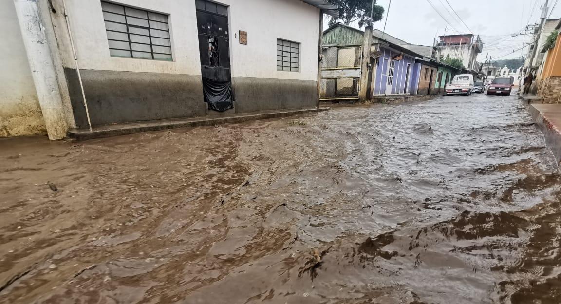 Lluvias en Guatemala suman 29 muertos, 1.4 millones de afectados y 140 municipios en riesgo