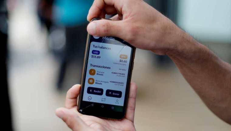 Bitcóin en EL Salvador Chivo Wallet