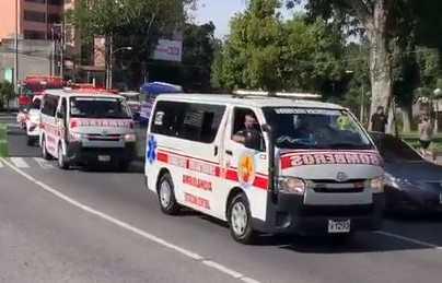 Bomberos Voluntarios piden al paciente indicar si tiene covid-19; al menos 17 socorristas se contagiaron el fin de semana