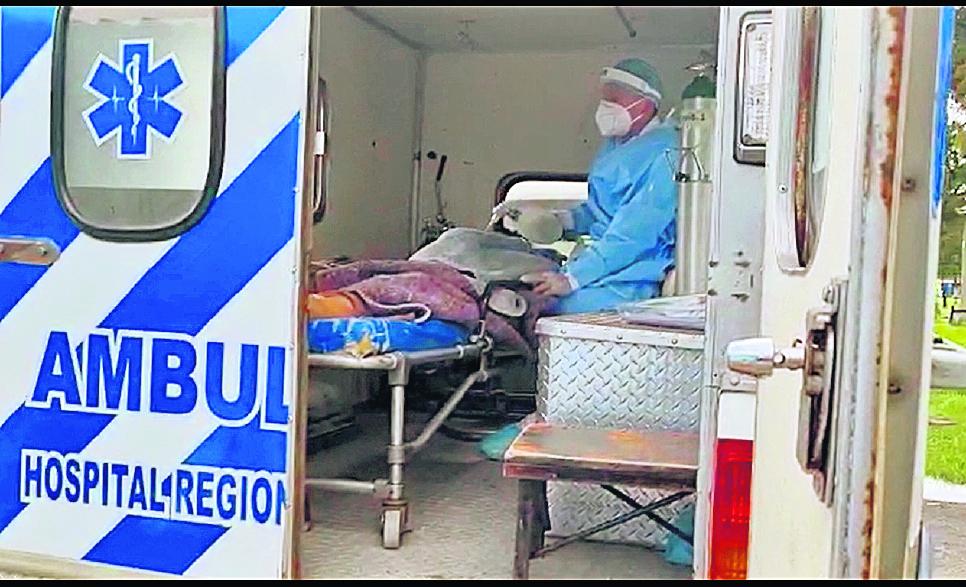Guatemala está cada vez más cerca del peor escenario de la pandemia del covid-19 y sin medidas de mitigación