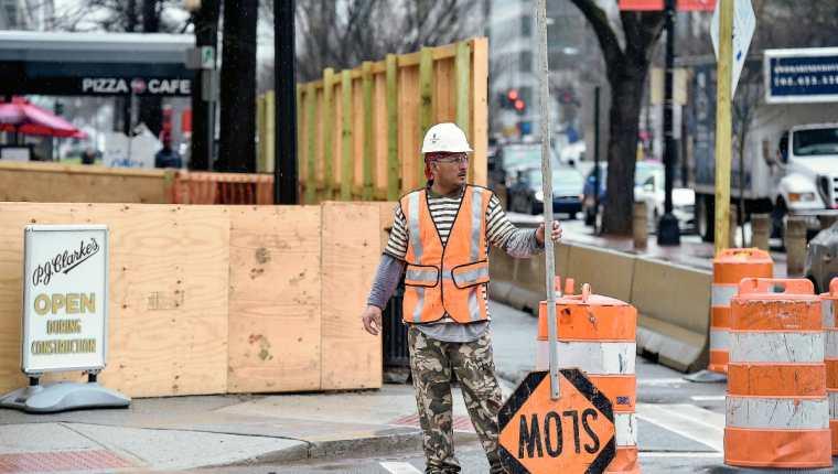La pandemia del covid-19 ha afectado seriamente el empleo en Estados Unidos. (Foto Prensa Libre: Hemeroteca PL)