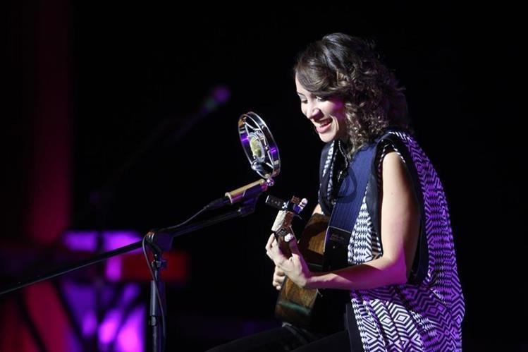 Gaby Moreno es nominada en los Latin Grammy 2021