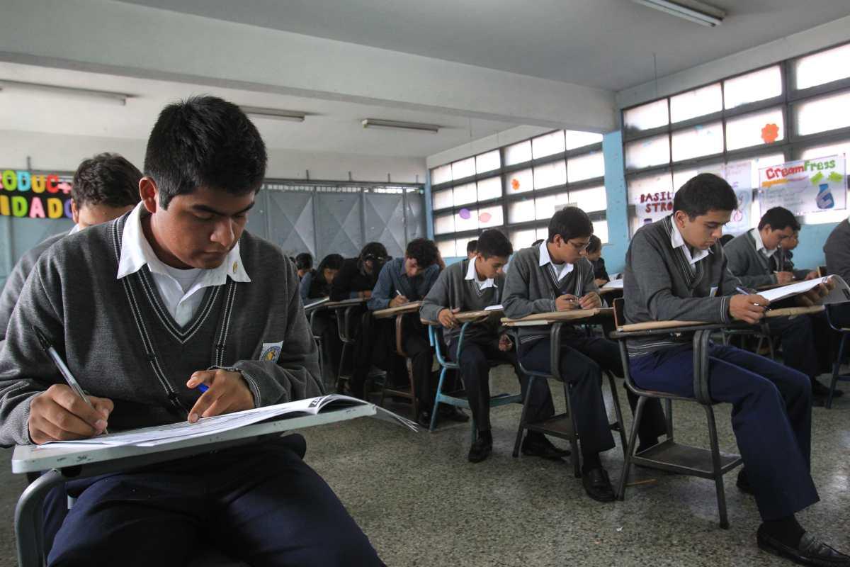 Evaluación de graduandos:  los efectos que tendrá que la prueba no se haga por segundo año consecutivo en Guatemala