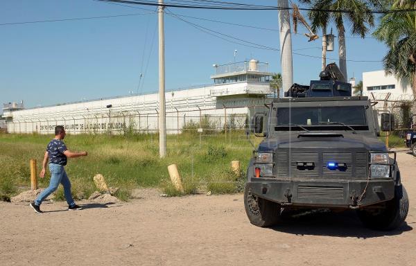 Reo dispara dentro de su celda en penal de Culiacán y provoca mortal enfrentamiento
