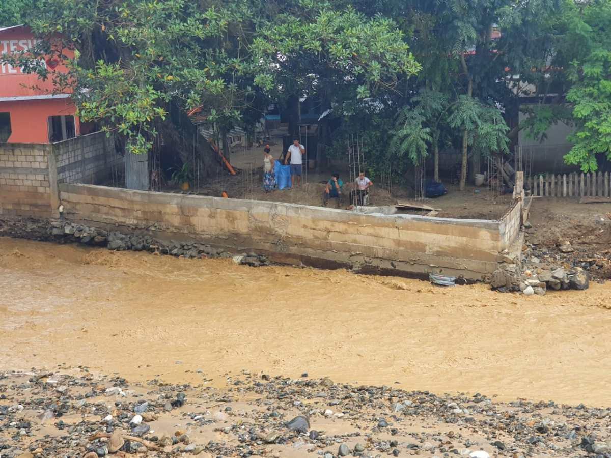 Tres meses de lluvia dejan 23 muertos y más de 1 millón de afectados en Guatemala