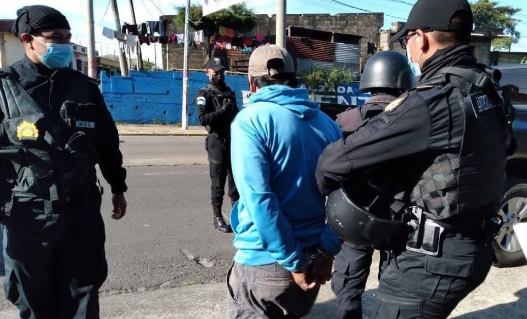 Los Indomables de Occidente: La banda de secuestradores que fue desarticulada en Quetzaltenango y está vinculada al plagio de un menor de edad