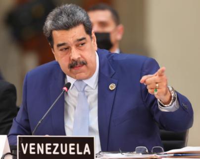 Video: El agitado momento en que el presidente paraguayo Mario Abdo le dice de frente a Nicolás Maduro que no lo reconoce como mandatario