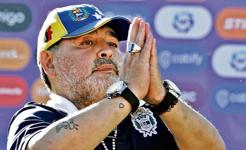 Nuevo post en el Instagram de Maradona: quién publicó y por qué reactivaron la cuenta de Diego