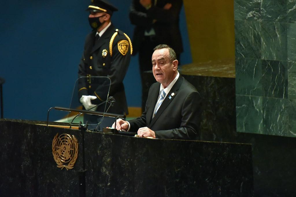 Análisis: Los temas que tocó y los que obvió Giammattei ante la Asamblea General de la ONU