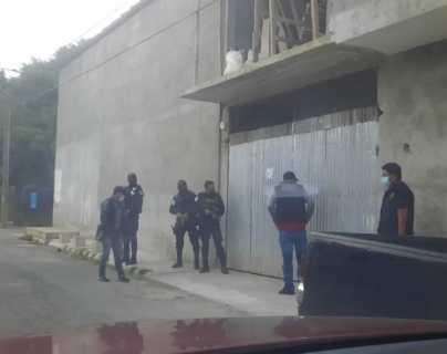 Hombre es capturado por la muerte de una niña en Sabana Arriba, zona 17 de la capital, en agosto pasado