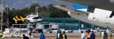 Migrantes guatemaltecos retornados