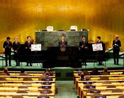 K-pop: Por qué BTS fue a la ONU y cuál fue su discurso