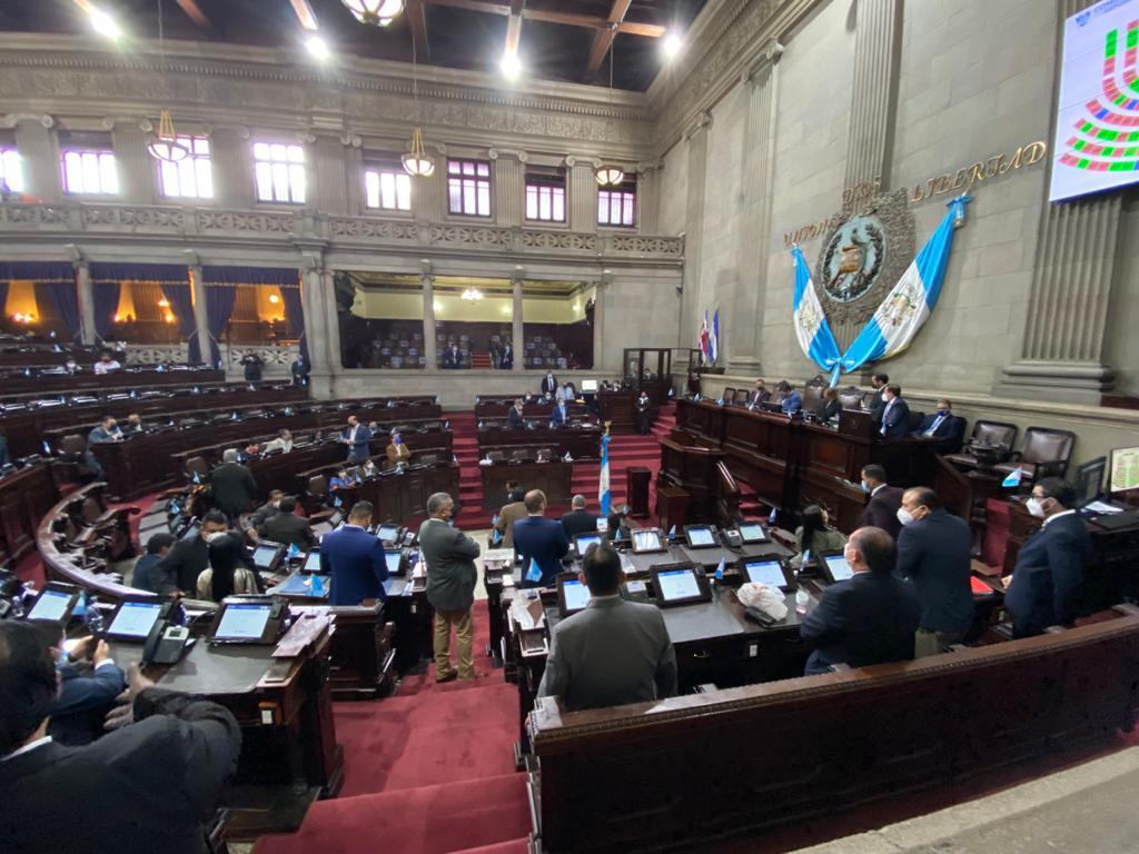 Congreso acepta el veto presidencial a las reformas a la Ley de Contrataciones del Estado y esto procede