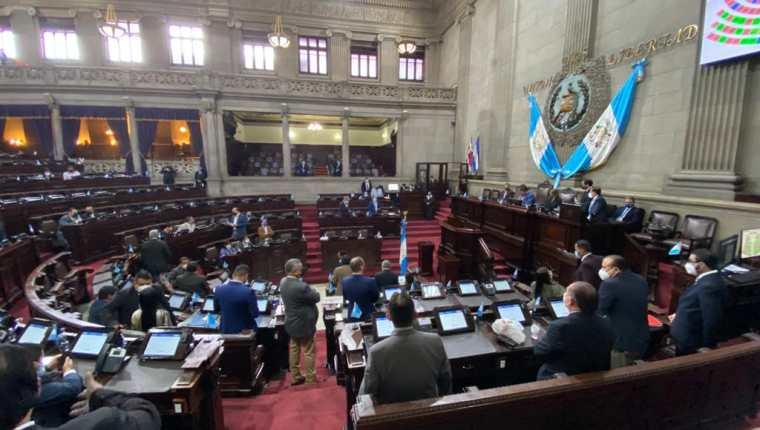 El Congreso aceptó el veto presidencial a las reformas a la Ley de Contrataciones del Estado. (Foto: Hemeroteca PL)