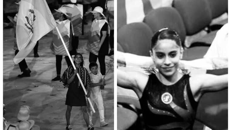 La exatleta Ana Sofía Gómez compartió un mensaje de independencia y lanzó una fuerte crítica al gobierno. (Foto Sofía Gómez).