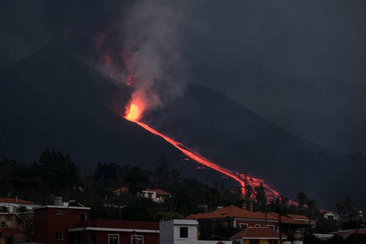 Un peligroso fenómeno: ¿qué puede pasar cuando la lava del volcán de La Palma llegue al mar?