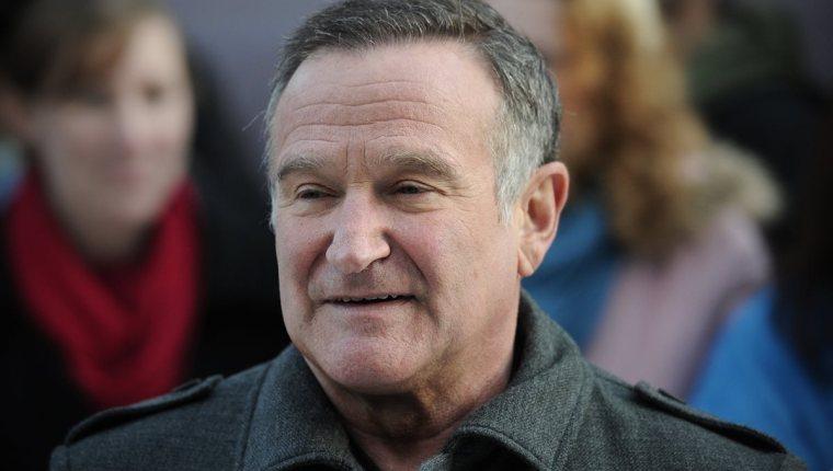 El actor Robin Williams. (Foto Prensa Libre: Hemeroteca PL)