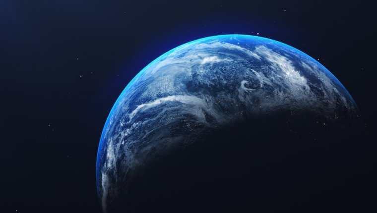 """La Tierra ha estado """"brillando"""" menos los últimos años."""