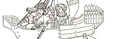 Copia de 1912 de un dibujo que apareció en una de las varias publicaciones de html5-dom-document-internal-entity1-quot-endLos viajes de Sir John Mandevillehtml5-dom-document-internal-entity1-quot-end.