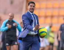 Irving Rubirosa, de 42 años, suena como el nuevo técnico del Xelajú MC en sustitución de Marco Antonio Morales. Foto Capitanes MX.