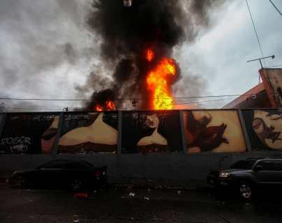 Interponen cinco denuncias por incidentes violentos causados por militares retirados en el Congreso