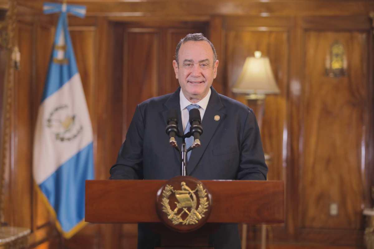 Presidente Giammattei prevé cuarta ola de coronavirus en Guatemala y critica a quienes se niegan a vacunarse