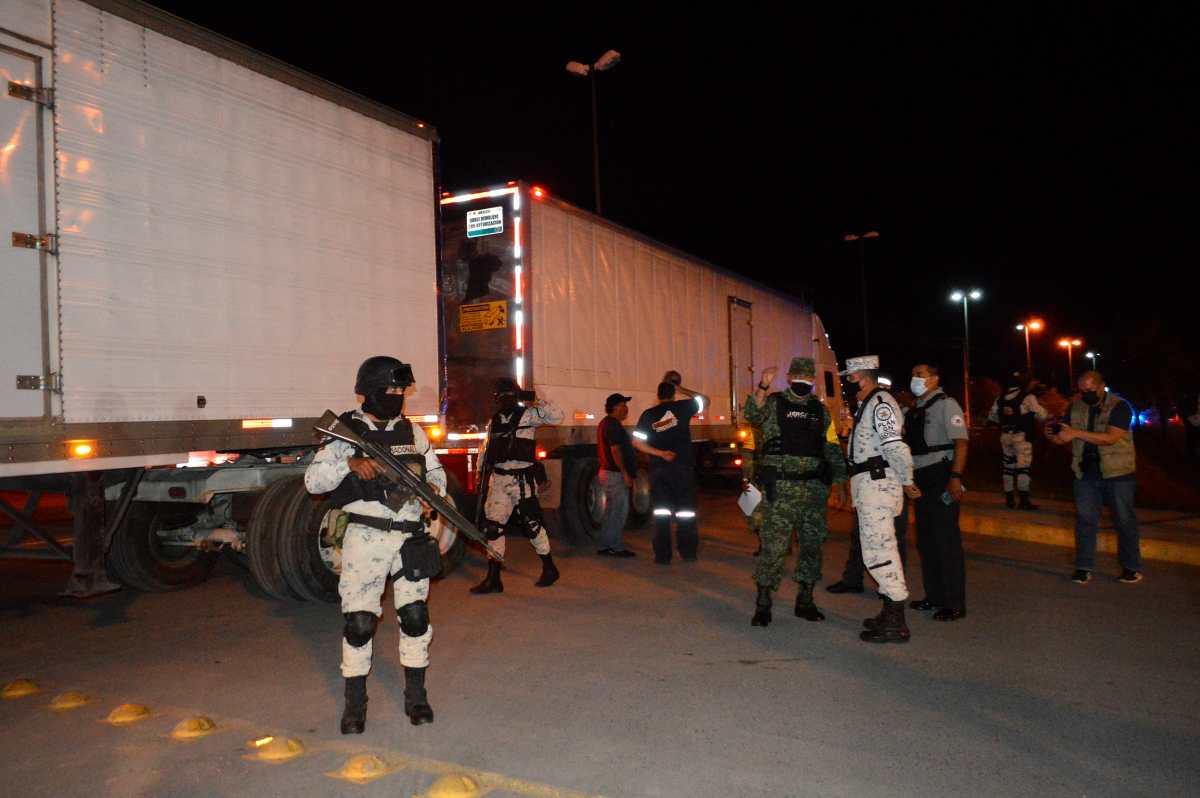 Los llevaban en contenedores: 564 migrantes guatemaltecos, entre ellos 320 menores de edad, son rescatados en Tamaulipas, México