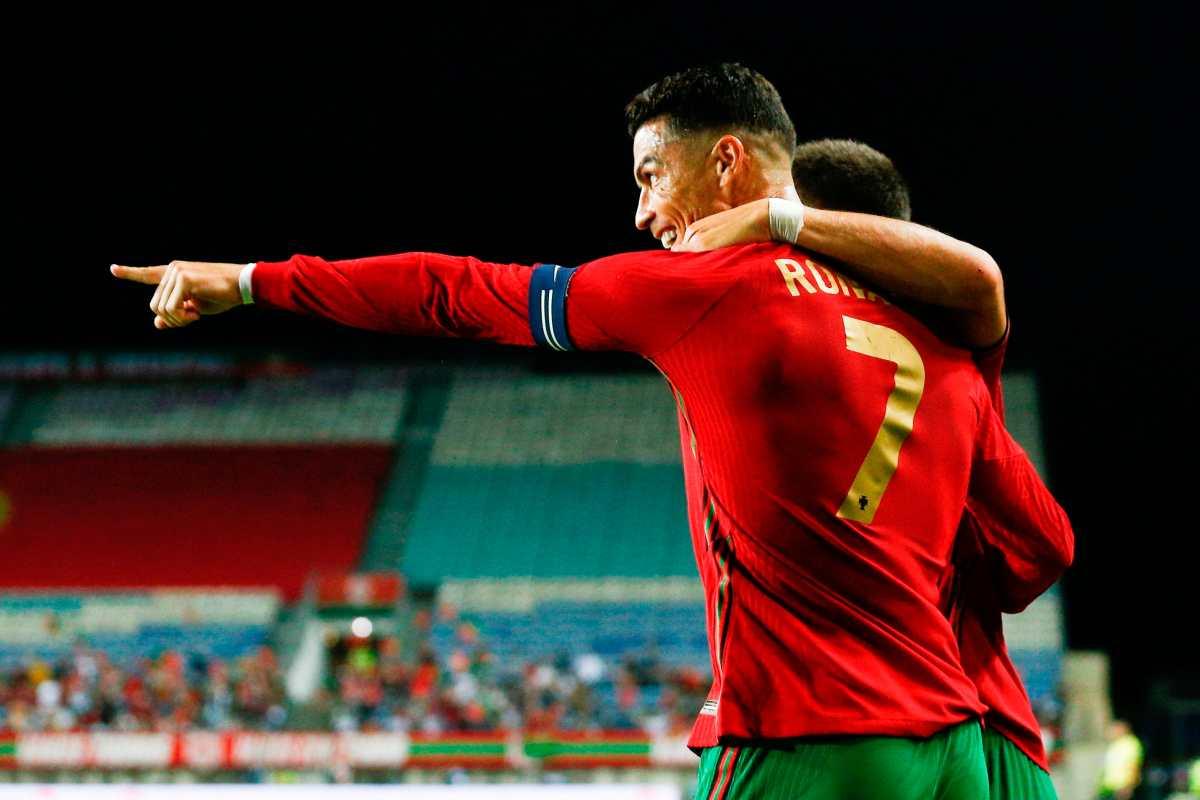 Portugal gana 3-0 a Catar, Ronaldo bate récord europeo de internacionalidades