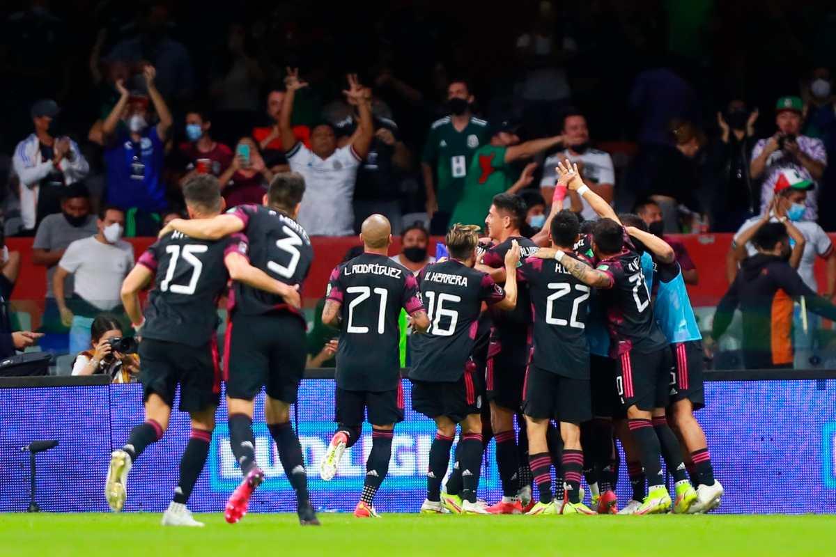 México golea 3-0 a Honduras en el octogonal de la Concacaf hacia Qatar-2022