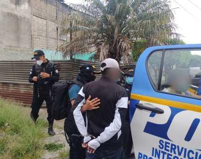 Desarticulan banda de pandilleros que se dedicaba a extorsionar a transportistas y comerciantes