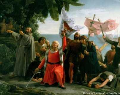 Cristóbal Colón no fue el primer europeo en llegar a América, según los científicos.
