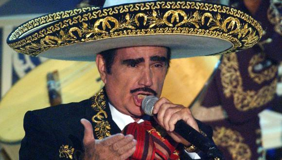Qué dijo el hijo mayor de Vicente Fernández sobre el rumor de que su padre podría ser desconectado