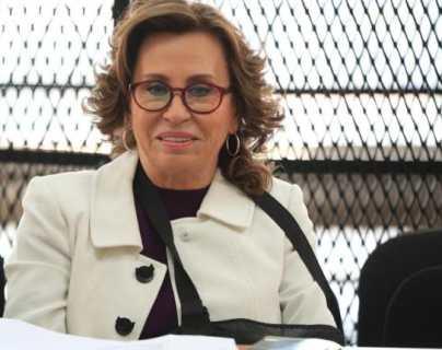TSE ordena que Sandra Torres retome el cargo de secretaria general del Partido UNE