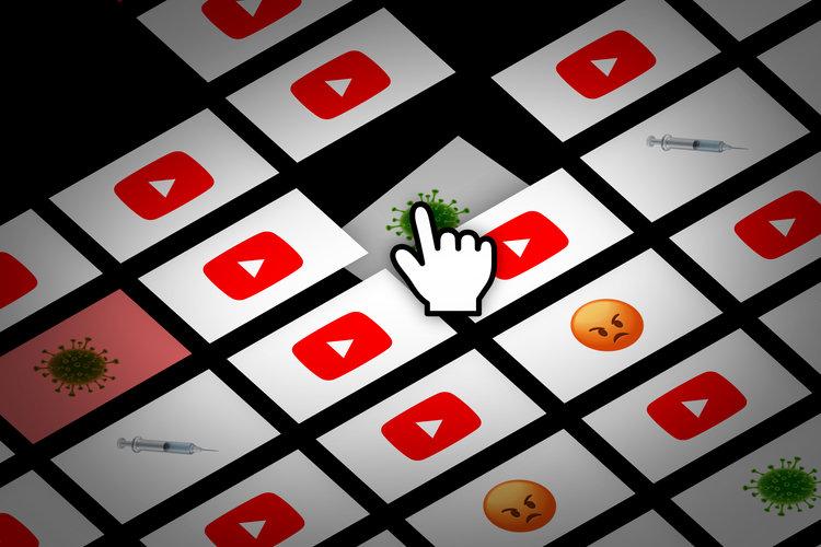 YouTube ha instituido una prohibición bastante amplia de los videos que cuestionan la eficacia o la seguridad de las vacunas aprobadas, incluyendo la del sarampión. (Dae In Chung/The New York Times)