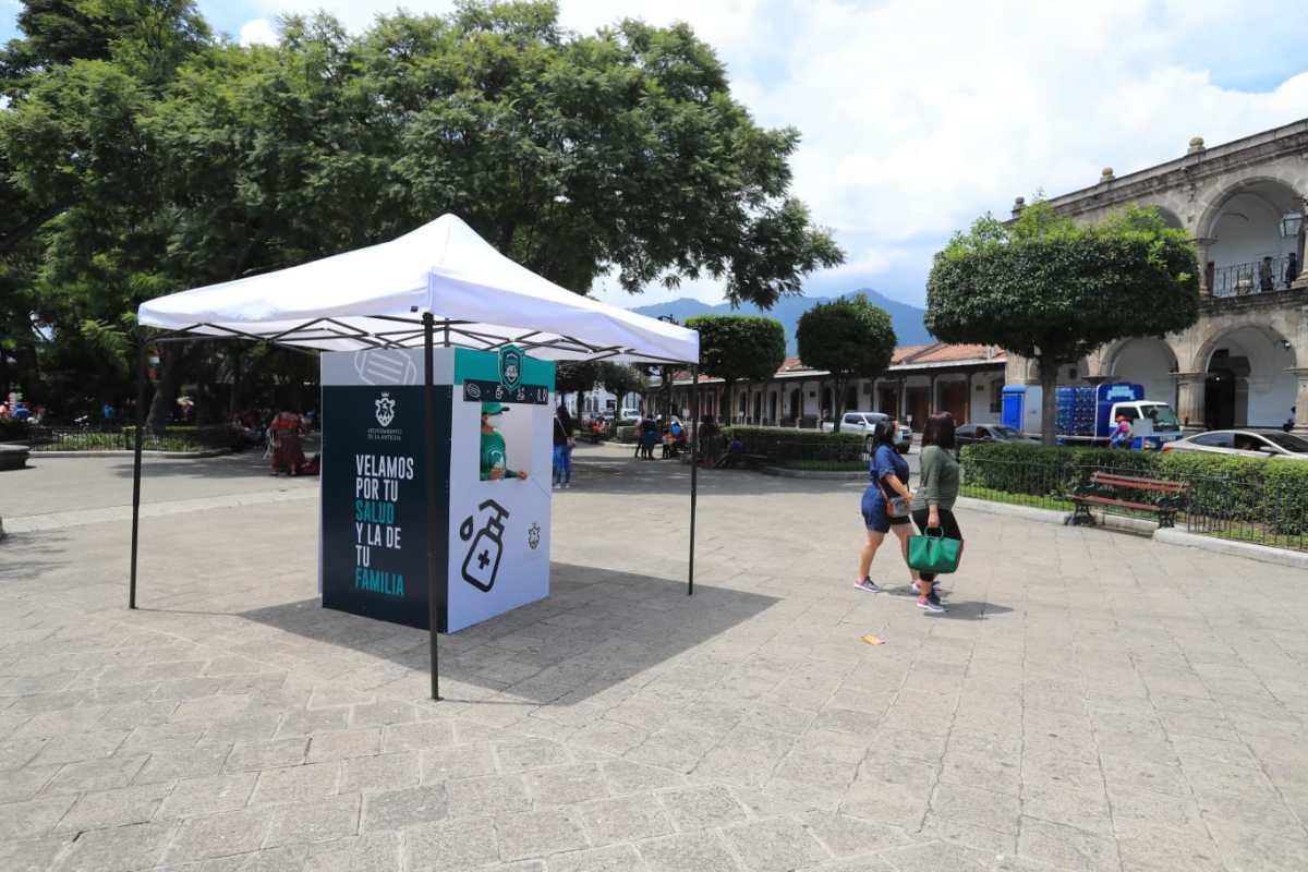 Semáforo de Alertas Covid-19: Guatemala tiene 260 municipios en rojo; el 76% de su territorio