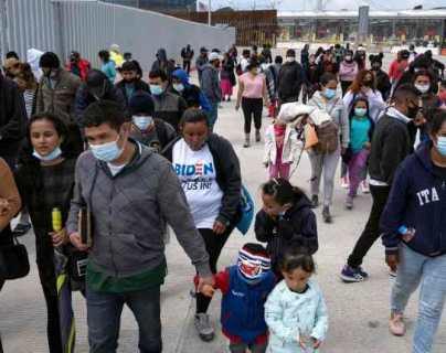 Miles de centroamericanos buscan el denominado sueño americano cada año  (Foto Prensa Libre: Hemeroteca PL)