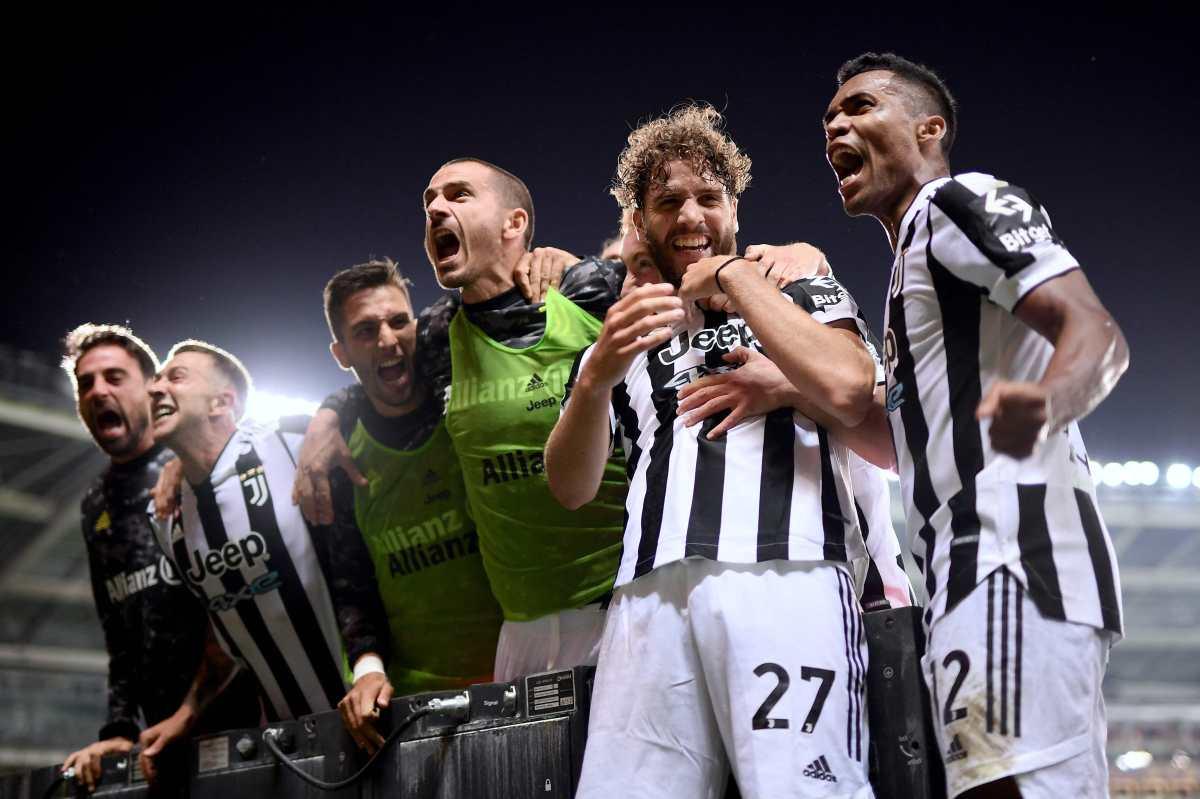 Manuel Locatelli define la victoria de la Juventus contra el Torino