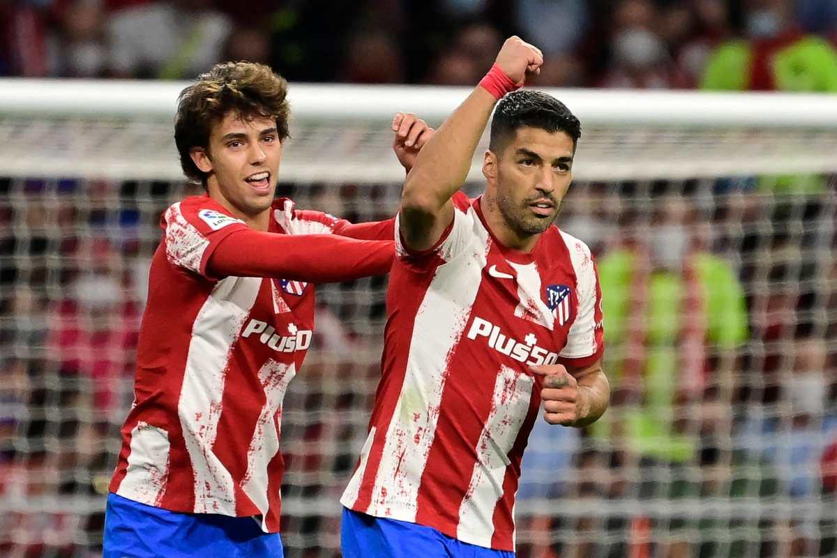 La revancha de Luis Suárez con el 2-0 del Atlético al Barcelona
