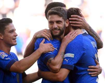 Italia puede con Bélgica y logra la tercera plaza de la Liga de Naciones